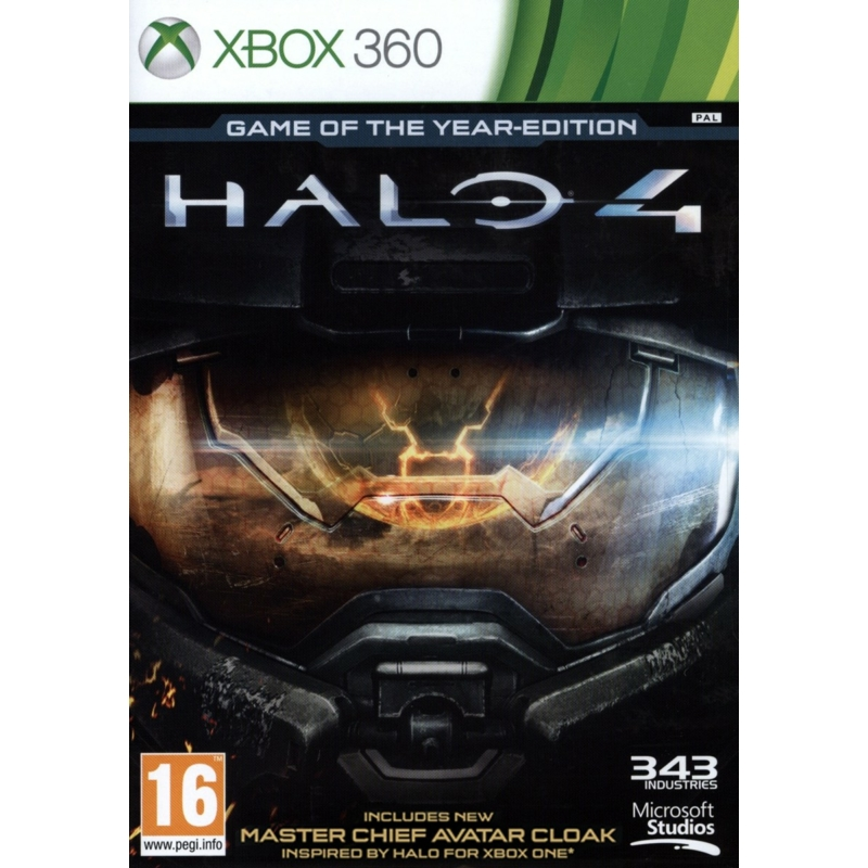 Halo 4 Game Of The Year Edition BC