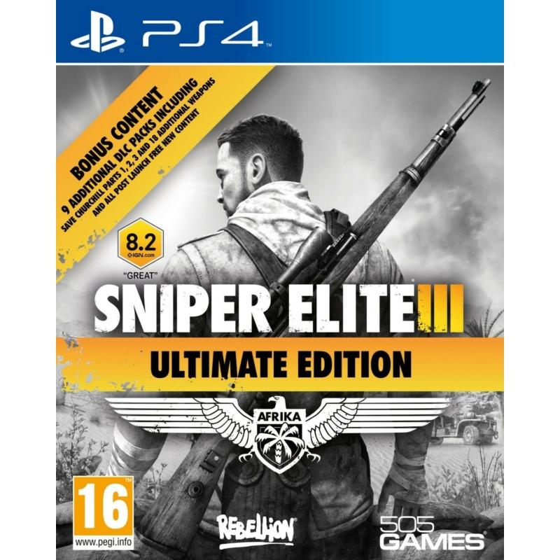 Sniper Elite III Ultimate Edition