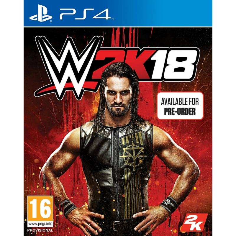WWE 2K18 + Kurt Angle Pack DLC