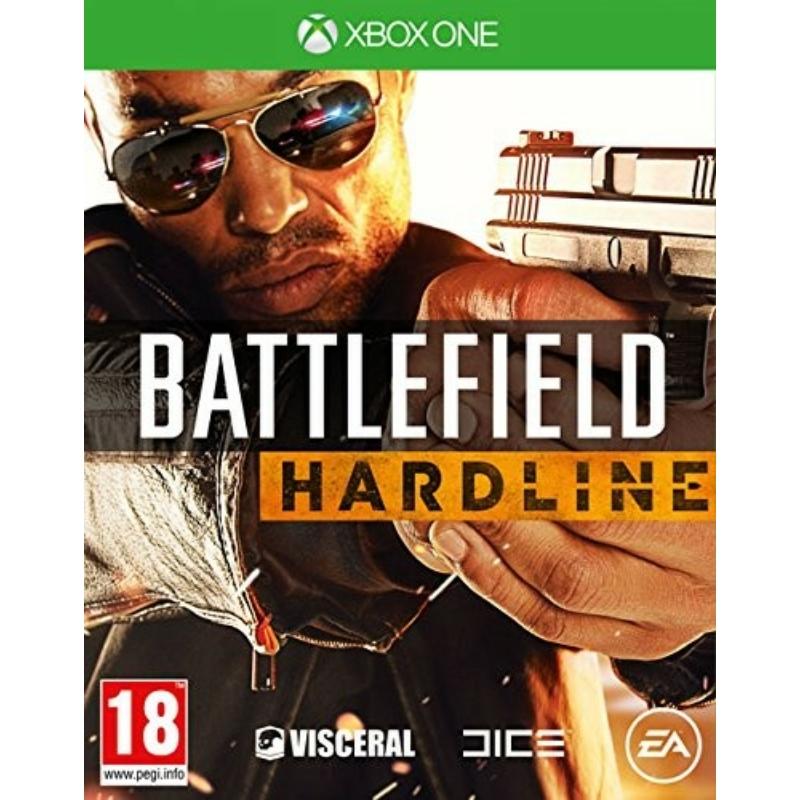 Battlefield Hardline + Póló + Hűtőmágnes